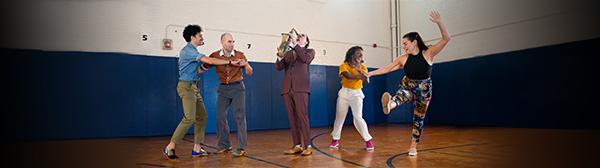 Swing Out: Vernacular Jazz Class