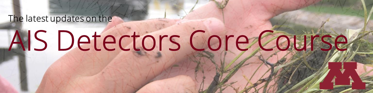 The latest updates on the AIS Detectors Core Course